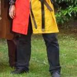 Mittelaltertyp im klassichen Kostüm